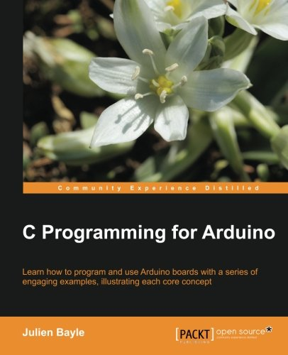 C Programming for Arduino Cover Image