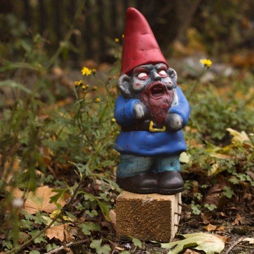 Thumbs Up ZOMBGNOM – Zombie Gartenzwerg - 5