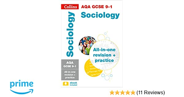 Grade 9-1 GCSE Sociology AQA All-in-One Complete Revision