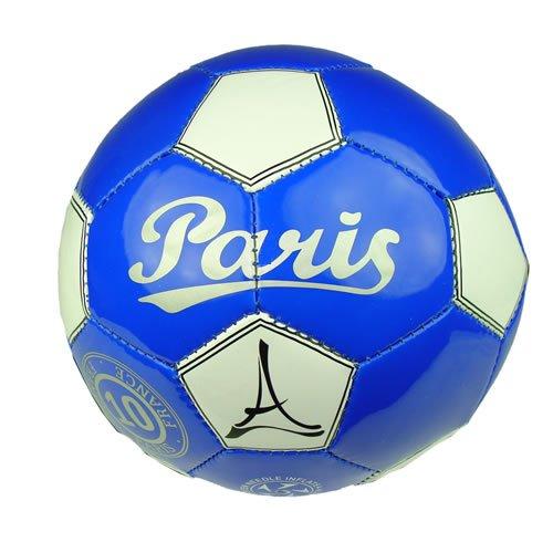Souvenirs de France - Mini-Ballon Paris Tour Eiffel - Bleu
