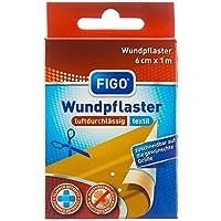 Figo Wundpflaster in Faltschachtel, 1m x 6cm, 1 Stück preisvergleich bei billige-tabletten.eu