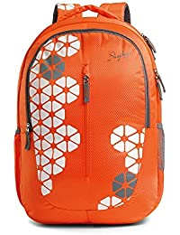 Skybags 35 Ltr Orange Casual Backpacks