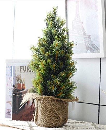 GT Künstliche Blumen Weihnachten fake Blumen, Topfpflanzen
