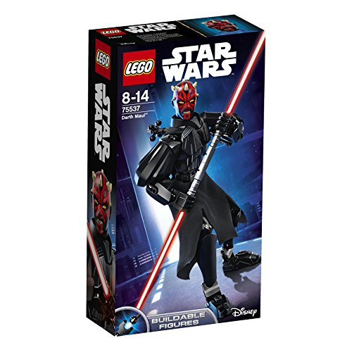 Darth Maul Doppelklinge (LEGO Star Wars Darth Maul 75537 Baubare Figur)