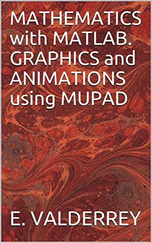 MATHEMATICS with MATLAB. GRAPHICS and ANIMATIONS using MUPAD (English Edition)