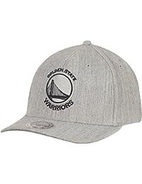 Mitchell & Ness FLEXFIT Snapback Cap - Golden State Warriors