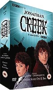 Jonathan Creek - Series 1 and 2 Box Set [DVD] [1997]