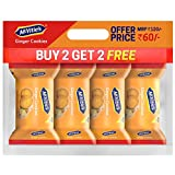 McVitie's Ginger Cookies with Goodness of Ginger, 300g (Buy 2 Get 2 Free)