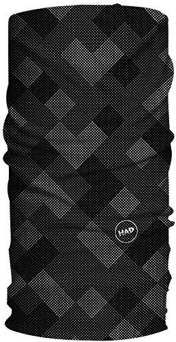 Had Original Urban Do Blocks Schals-Schwarz, Eine Größe -