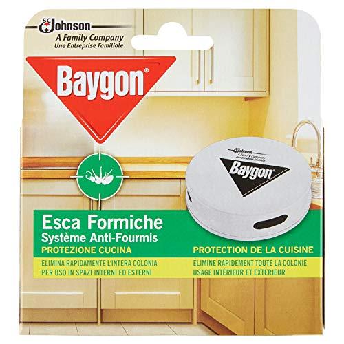 Baygon Esca Formiche Protezione Cucina - 4 Confezioni