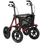 Dietz 200107, Dietz TAiMA XC Outdoor Wheeled Walker (Health & Personal Care)
