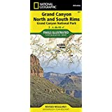 Grand Canyon, Bright Angel & North/South Rim: NATIONAL GEOGRAPHIC Trails Illustrated National Parks (Ti - National Parks)