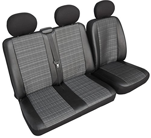 Bus AKL Exclusive Maßgefertigte Sitzbezüge nur FAHRERSITZ für VW T3