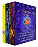 The Mystwalker Series, The Complete Collection: The Trouble With Fate; The Thing About Weres; The Problem With Promises; The Danger Of Destiny (A Mystwalker Novel)