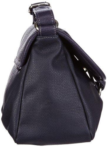 Ara Heathrow Flap Bag, Borsa a tracolla donna Blu (Blau (dark blue 402))