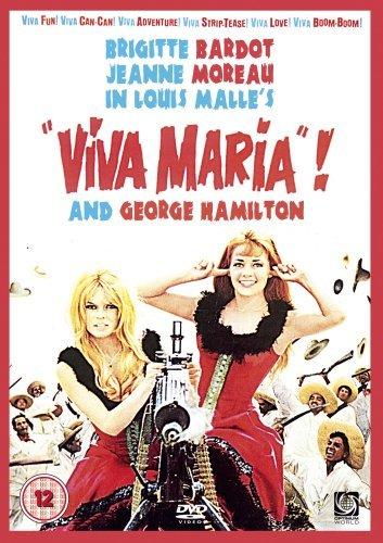 Viva Maria [DVD] [1965] by Brigitte Bardot