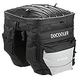 Docooler 38L 3 in 1 Fahrradtasche Satteltasche/MTB Pack Paket/Fahrrad Hecktasche