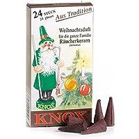 Räucherkerzen Weihnachtsduft orginal Erzgebirge