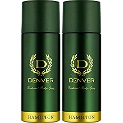 Denver Hamilton Deo Combo - Pack Of 2
