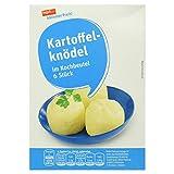 Tegut kleinster Preis Kartoffelknödel im Kochbeutel, 6 Stück, 200 g