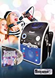 Best Home Karaoke Machines - Mr Entertainer KAR120 Bluetooth Karaoke Machine with Microphones Review