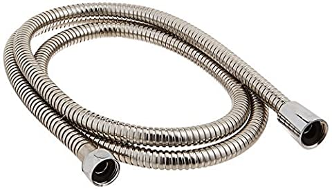 Delta Faucet U495S-69-PK Universal Showering Components 69-Inch Stainless Steel Hose, Chrome by DELTA