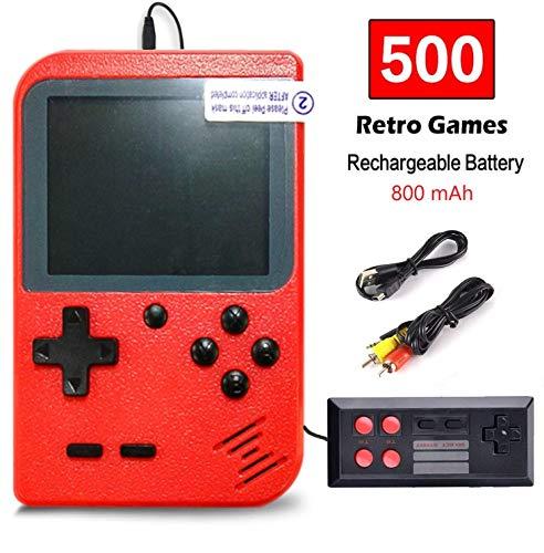 Flybiz Consoles De Jeux Portable, Console de Jeu Retro FC,...