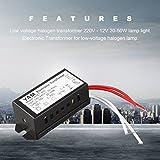 KinshopS AC 220 V to 12 V 20-50 W Halogen Lamp Electronic Transformer LED Driver