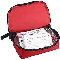 Hanbaili 25 PCS Erste-Hilfe-Kit medizinische Tasche Auto Home Survival, Maske, Band, Pflaster, medizinische Gaze... preisvergleich bei billige-tabletten.eu