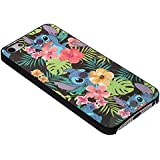 stitch and frog cute disney for iPhone 5c Black Case