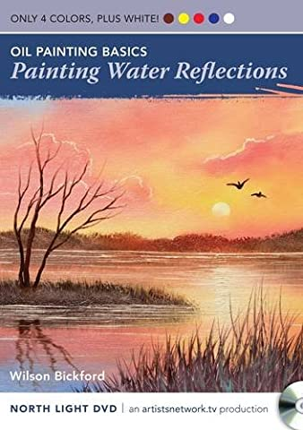 Oil Painting Techniques for Beginners - Water Reflections [DVD] [NTSC]