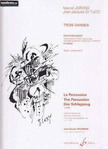 Trois Danses par Jorand Marcel