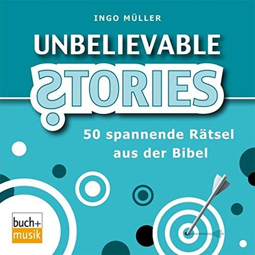 unbelievable stories - 50 Spielkarten in Box