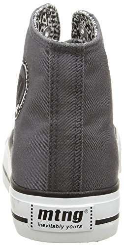 Mtng Lona Chica, baskets sportives femme gris (CANVAS GRIS)