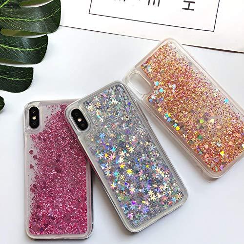 XUHRA Handyhülle Neuer Kronenrhinestone Lippenstift-Telefonkasten für iPhone 5 5s 6 6S Plus Silikon weiche rückseitige Fall-Abdeckung für iPhone 5 5S 6S 6 Plus - Lila 5 Ipod-touch-fall