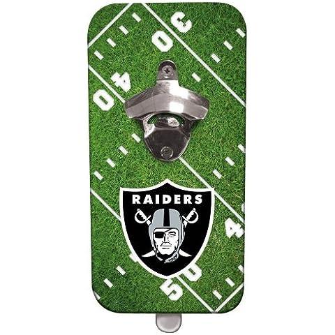Oakland Raiders magnetica Clink N Drink Bottle Opener