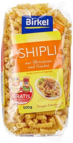 Preisvergleich Produktbild Birkel'S No.1 Shipli,  5er Pack (5 x 500 g)