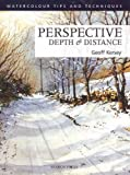 Perspective Depth and Distance (Watercolour Tips & Techniques)