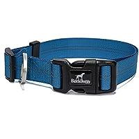 Treat Me Collar para Perro y Gato Ajustable Cómodo Azul Cuello 50-80cm