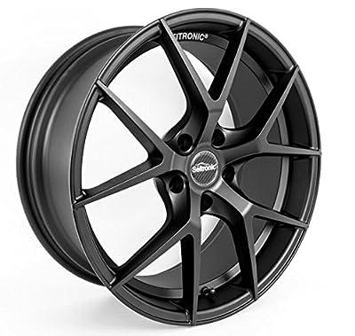 Seitronic® RP5 Alufelge   Exclusiv Design   Matt Black 8J 5x112-ET45-57,1