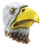 Bristol Novelty BM234 Adler Maske, Mehrfarbig, Einheitsgröße