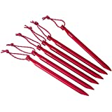 MSR Unisex Groundhog Tent Stakes