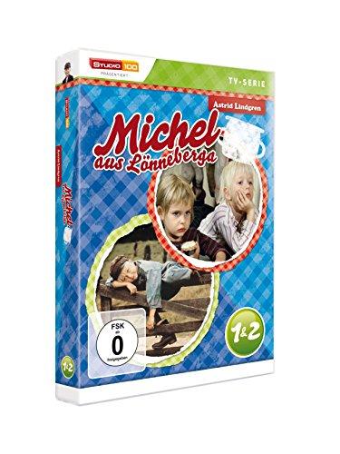 Michel aus Lönneberga - TV-Serie 1 & 2 [2 DVDs]: Alle Infos bei Amazon