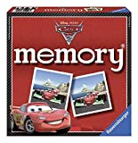 Ravensburger 22098 DCA Cars 2 memory
