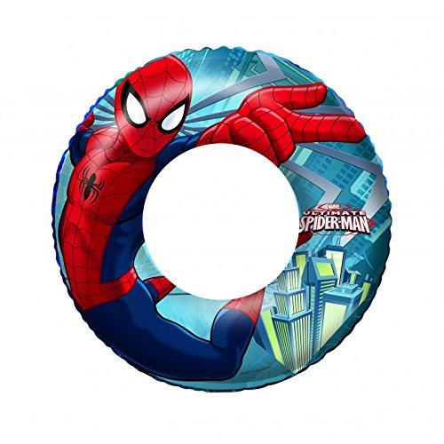 Bestway MARVEL ULTIMATE SPIDER-MAN Swim Ring, Schwimmring
