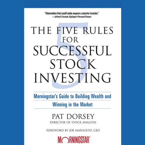 The Five Rules for Successful Stock Investing  Audiolibri