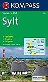 Insel Sylt, 1:40.000/1:17500, Mit Ortsplänen