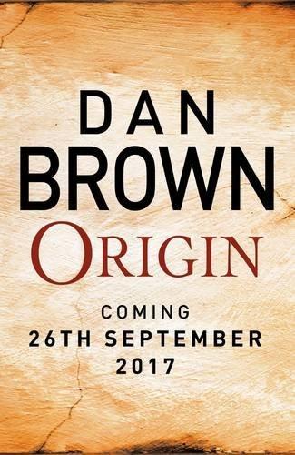 Origin (Robert Langdon) by Dan Brown (2017-09-26)