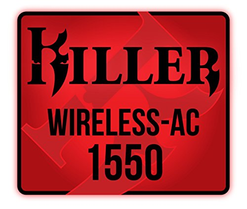 Rivet Networks Killer™ Wireless-AC 1550