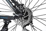 FISCHER E-Bike MOUNTAINBIKE EM 1762 mit Luftdämpfer, Shimano XT-Schaltwerk , Mittelmotor 48 V/557 Wh